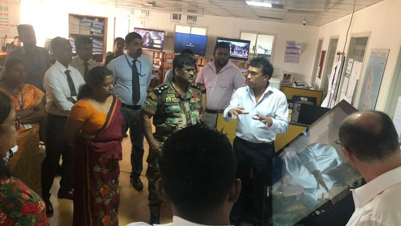 MOBILISE handover to Sri Lanka's DMC and NBRO